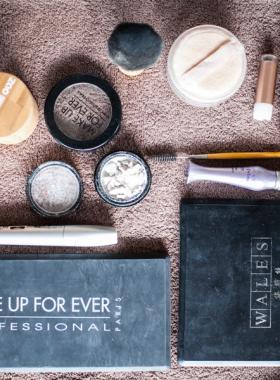 matériel-maquillage